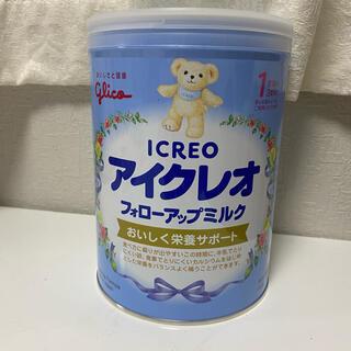 グリコ - アイクレオ フォローアップミルク820g