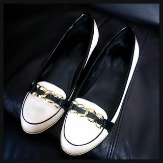 ムルーア(MURUA)のMURUA★エナメルローファー(ローファー/革靴)
