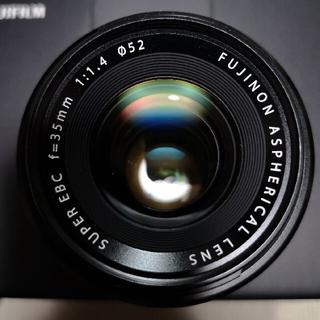富士フイルム - FUJI FILM フジノンレンズ XF35mmF1.4 R