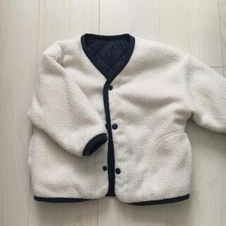 ムジルシリョウヒン(MUJI (無印良品))の無印 リバーシブルボアジャケット(ジャケット/上着)