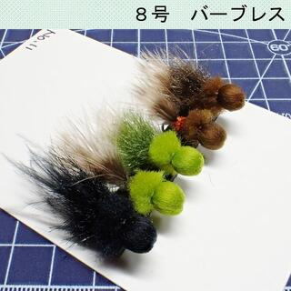 フェザージグ5本セット No.11(ルアー用品)