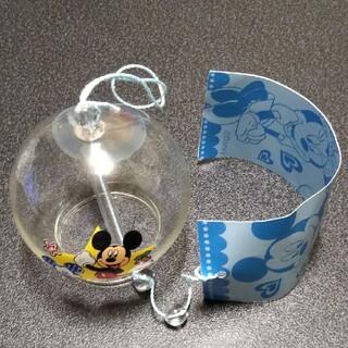 ミッキーマウス(ミッキーマウス)のミッキーマウス 風鈴(キャラクターグッズ)