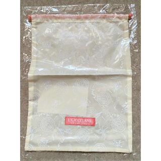 ロクシタン(L'OCCITANE)のロクシタン 巾着袋(ポーチ)