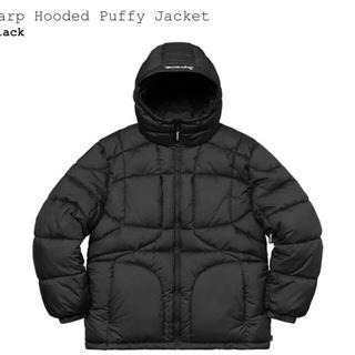 Supreme - Supreme 21AW Warp Hooded Puffy Jacket