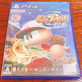 コナミ(KONAMI)のPS4 パワプロ 2016(家庭用ゲームソフト)