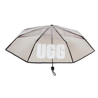 UGG - UGG ノベルティ 非売品 オリジナル  折りたたみ ビニール 傘