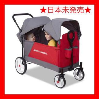コストコ - ☆日本未発売☆ ラジオフライヤー ディスカバリー ストローラー ワゴン