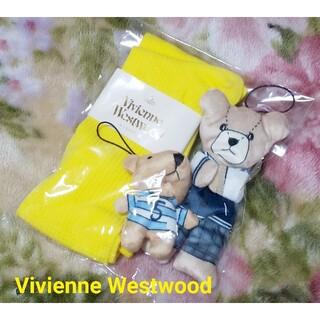 Vivienne Westwood - 【新品:未使用】ヴィヴィアン/ニーハイ、ソックス