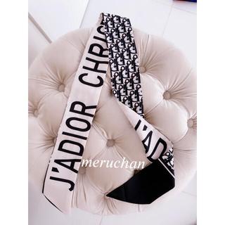 【新品】ミッツァ スカーフ ツイリー ディオール Dior好