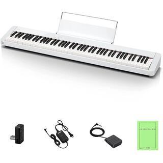 カシオ(CASIO)のCASIO カシオ 電子ピアノ Privia PX-S1100WE ホワイト(電子ピアノ)