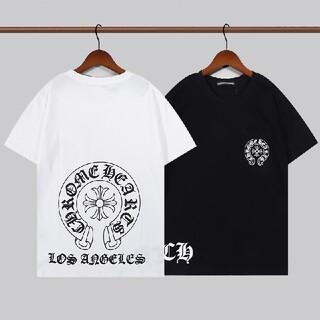 Tシャツ☆Chrome heartsクロムハーツ☆2枚8000円半袖