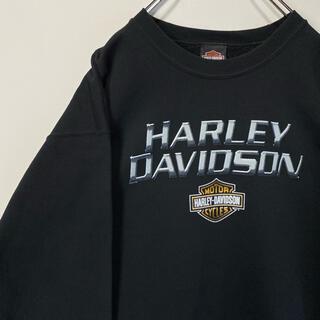 ハーレーダビッドソン(Harley Davidson)のハーレーダビッドソン HARLEY-DAVIDSON スウェットハーレー(スウェット)