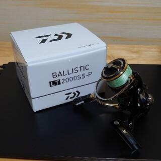DAIWA - 19 バリスティック LT 2000SS-P ダイワ