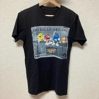 m&m  半袖Tシャツ NewYork  ニューヨーク ヴィンテージ