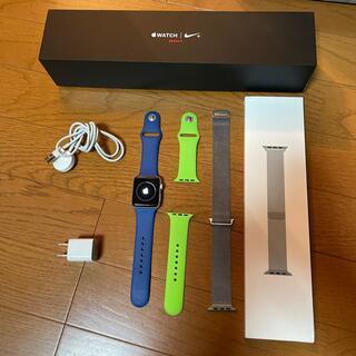 Apple Watch - アップルウォッチ SERIES3 NIKEモデル 42mm