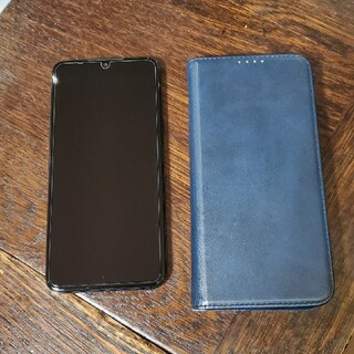 LG Electronics - LG G8x tinq 本体のみ softbank 白ロム simロック解除済み