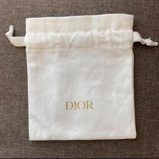 Dior - DIOR ノベルティ 巾着