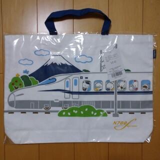 familiar - ファミリア*マチつきトートバッグ(新幹線)