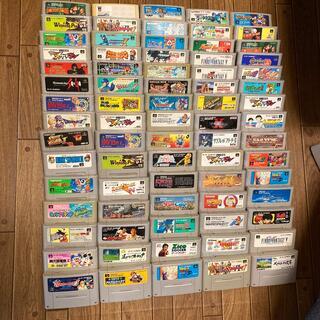 スーパーファミコン - スーパーファミコンソフト75本