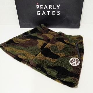 PEARLY GATES - 561 パーリーゲイツ ボア スカート