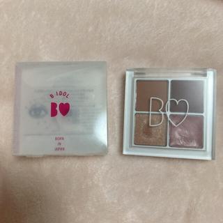 B IDOL ビーアイドル ザ・アイパレ 102 愛嬌のピンクブラウン