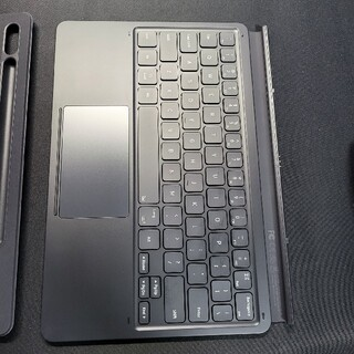 SAMSUNG - galaxy tab s7用キーボード book cover keyboard
