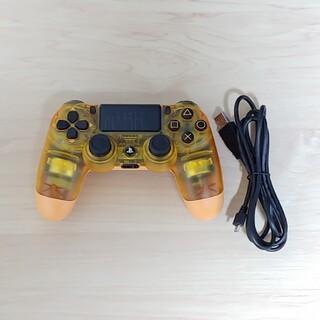PlayStation4 - 純正 PS4 デュアルショック4 コントローラー デスストランディング USB付