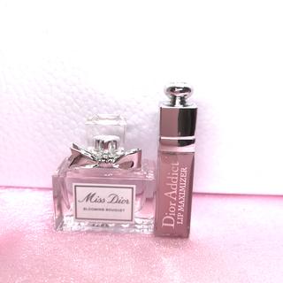 クリスチャンディオール(Christian Dior)の🌟Dior ミスディオール マキシマイザー  【新品未使用】(リップグロス)