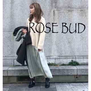 ローズバッド(ROSE BUD)のROSE BUD ニットプルオーバー(ニット/セーター)