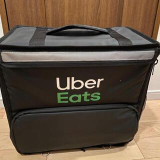 Uber Eatsの配達バッグ