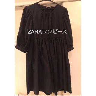 ZARA - ZARA チュニック ワンピース