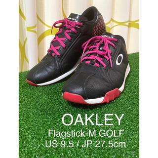 Oakley - ★OAKLEY★オークリー★フラッグスティックM★ゴルフシューズ27.5cm