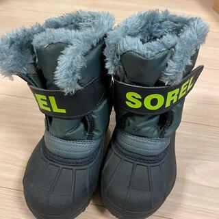 ソレル(SOREL)のSOREL キッズ ブーツ スノーブーツ レインブーツ 子ども用(ブーツ)