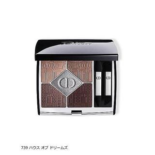 ディオール(Dior)のDior サンク クルール クチュール739 ハウスオブドリームズ(アイシャドウ)