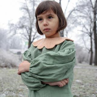 Caramel baby&child  - kalinka kids Cordelia Shirt カリンカ