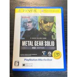 PlayStation Vita - メタルギア ソリッド HDエディション(PlayStation Vita the