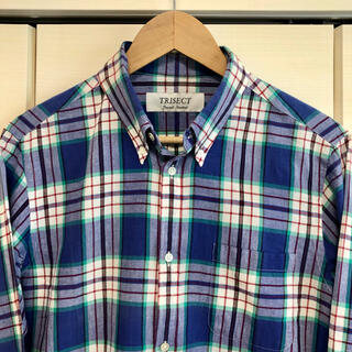 JOURNAL STANDARD - Journal Standard TRISECT 日本製 チェックシャツ