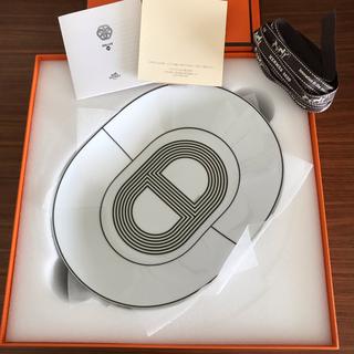 Hermes - エルメス食器 エルメスラリー24 オーバルプレート
