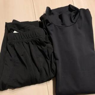 ゼビオオリジナルXG アンダーシャツ 長袖 160cm タイツ150cm