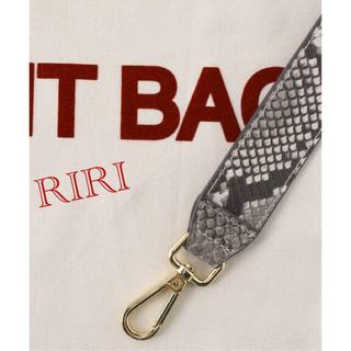 L'Appartement DEUXIEME CLASSE - 【GOOD GRIEF/グッドグリーフ】Belt with It Bag