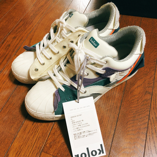 kolor - kolor 20aw スニーカー