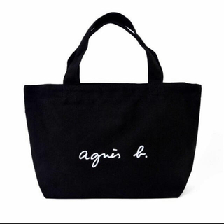 agnes b. - 新品 アニエスベー  agnes b.  VOYAGE ミニトートバッグ S