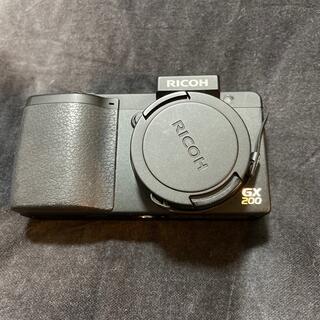リコー(RICOH)のRICOH リコー カメラ GX GX200(コンパクトデジタルカメラ)