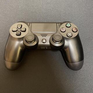 PlayStation4 - 【純正】PS4 コントローラー Dualshock4 ジェット・ブラック
