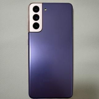Galaxy - Galaxy S21 5G 8GB+128GB 紫色 中国版 美品
