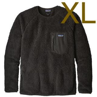 patagonia - パタゴニア メンズ ロスガトスクルー 新品 XLサイズ ブラック 2021