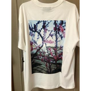 FEAR OF GOD - 新品 ◆ ESSENTIALS 花柄プリント  半袖Tシャツ