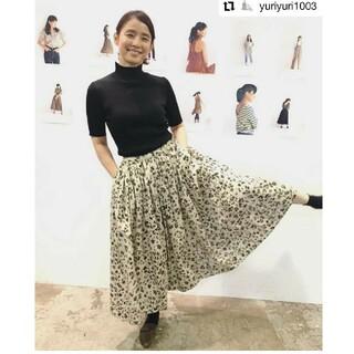 Drawer - SINME レオパード スカート Drawer DEUXIEME CLASSE