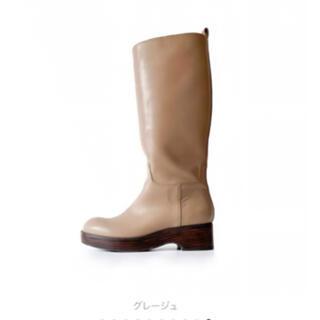 シールームリン(SeaRoomlynn)の新品未使用 Wellingtonロングブーツ Lサイズ(ブーツ)