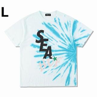 ハフ(HUF)のHUF X WDS SOLID AND TIE DYE TEE HUF-01(Tシャツ/カットソー(半袖/袖なし))